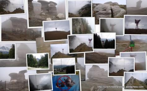 Colaj Sfinx, Babele, Caraiman