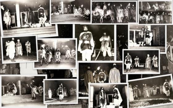 DACII DIN MEDGIDIA FOTO-1 - Colaj - eveniment din anul 1980 în oraşul Medgidia