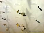 Machete de aeronave, bombardiere din toate vremurile expuse în holul muzeului