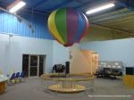 Balon cu aer cald / Mid-America Air Museum - Liberal Kansas S.U.A.