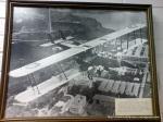 Fotografie din holul aeroportului din Liberal, Kansas