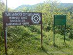 Cetatea dacică de la Costești- Cetățuie (Orăștie România)