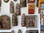 Picturi pe lemn - intr-un magazin de suveniruri din Veliko Tarnovo- BULGARIA