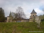 Manastirea Sucevita exterior (2)