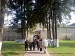 Manastirea Sucevita exterior (5) Intrare in locasul de cult