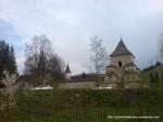Manastirea Sucevita exterior