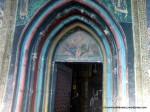 Manastirea Sucevita intrare in lacasul de cult (12)