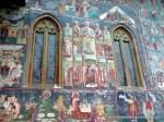 Manastirea Sucevita (16) Pictura extraordinara exterior * Foto: Cosmin Stefanescu