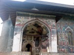 Manastirea Sucevita - intrare in lacasul de cult (17)