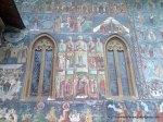Manastirea Sucevita (25) pictura exterior * Foto: Cosmin Stefanescu