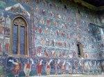 Manastirea Sucevita (26) pictura exterior * Foto: Cosmin Stefanescu