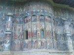 Manastirea Sucevita (27) pictura exterior * Foto: Cosmin Stefanescu