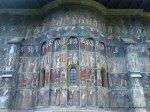 Manastirea Sucevita (28) pictura exterior * Foto: Cosmin Stefanescu