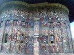 Manastirea Sucevita (29) pictura exterior * Foto: Cosmin Stefanescu