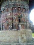 Manastirea Sucevita (32) pictura exterior * Foto: Cosmin Stefanescu