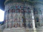 Manastirea Sucevita exterior (33)