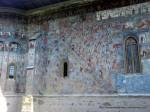 Manastirea Sucevita (6) Pictura extraordinara exterior * Foto: Cosmin Stefanescu