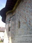 Manastirea Sucevita (8) Pictura extraordinara exterior * Foto: Cosmin Stefanescu