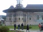Manastirea Sucevita * zidita in ultimele decenii ale secolului al XVI-lea.Manastirea este ctitorita de familia Movila