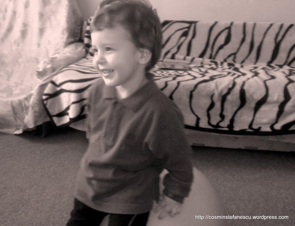 Raul Stefanescu - nepotul meu - La mulți ani! Foto Cosmin Ștefănescu