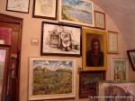 Sighișoara - În atelierul unui pictor din incinta orașului medieval - Foto Cosmin Ștefănescu