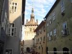 Sighișoara - Oraș medieval - Turnul cu ceas - Foto Cosmin Ștefănescu