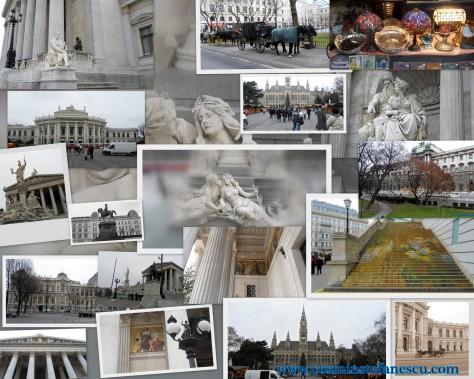 Viena - Colaj executat cu programul picasa - Foto Cosmin Stefanescu