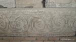 Brau ornamentat de ti friza cu cap de lup si coada de sarpe (steag traco- geto - dacic) - Muzeul Tropaeum Traiani - Adamclisi, Romania  (3)