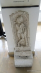 Fragment dintr-un relief votiv Bacchic - Sec. II E.N. - Muzeul Tropaeul Traiani - Adamclisi, Romania (3)