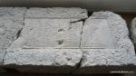 Lespezi si stele funerara descoperite in localitatea Adamclisi expuse la Muzeul Tropaeum Traiani (1)