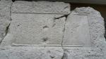 Lespezi si stele funerara descoperite in localitatea Adamclisi expuse la Muzeul Tropaeum Traiani (10)