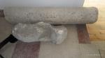 Lespezi si stele funerara descoperite in localitatea Adamclisi expuse la Muzeul Tropaeum Traiani (14)