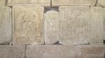 Metopa Nr. VIII - Turmele simbolizeaza bogatia provinciilor dunarene - Muzeul Tropaeum Traiani - Adamclisi, Romania - Foto Cosmin Stefanescu (1)