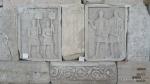 Metopa Nr. XL - Imparatul Traian insotit de un locotenent (Tinuta de calatorie) - Muzeul Tropaeum Traiani - Adamclisi, Romania - Foto Cosmin Stefanescu (1)