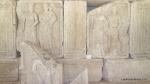 Metopa Nr. XLIX - Familie de autohtoni - Muzeul Tropaeum Traiani - Foto Cosmin Stefanescu (1)