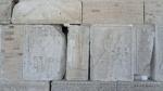 Metopa Nr. XXII - Ostasi romani in lupta cu adversarii - Muzeul Tropaeum Traiani - Adamclisi, Judetul Constanta - Romania  (3)