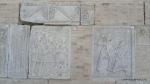 Metopa Nr. XXII - Ostasi romani in lupta cu adversarii - Muzeul Tropaeum Traiani - Adamclisi, Judetul Constanta - Romania  (4)