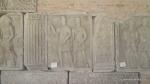Metopa Nr. XXVII - Imparatul Traian insotit de un locotenent - Muzeul Tropaeum Traiani - Adamclisi, Romania - Foto Cosmin Stefanescu (1)