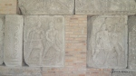 Metope si brau ornamentat format din frize(superioare si inferioare) - Muzeul Tropaeum Traiani - Adamclisi, Romania - Foto - Cosmin Stefanescu (15)