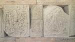 Metope si brau ornamentat format din frize(superioare si inferioare) - Muzeul Tropaeum Traiani - Adamclisi, Romania - Foto - Cosmin Stefanescu (3)