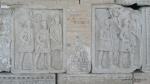 Metope si brau ornamentat format din frize(superioare si inferioare) - Muzeul Tropaeum Traiani - Adamclisi, Romania - Foto - Cosmin Stefanescu (5)