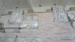 Metope si brau ornamentat format din frize(superioare si inferioare) - Muzeul Tropaeum Traiani - Adamclisi, Romania - Foto - Cosmin Stefanescu (6)
