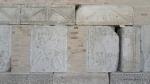 Metope si brau ornamentat format din frize(superioare si inferioare) - Muzeul Tropaeum Traiani - Adamclisi, Romania - Foto - Cosmin Stefanescu (7)