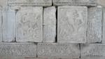 Metope si brau ornamentat format din frize(superioare si inferioare) - Muzeul Tropaeum Traiani - Adamclisi, Romania - Foto - Cosmin Stefanescu (8)