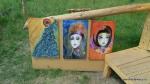 Suveniruri ale unor artisti plastici locali (hand-made) - Paclele Mari, Buzau (1)