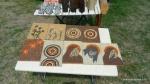 Suveniruri ale unor artisti plastici locali (hand-made) - Paclele Mari, Buzau (3)