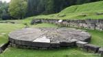 Altarul de andezit - Sarmisegetusa Regia,  Orastioara de sus, Muntii Sureanu, Hunedoara, Romania - Fotografii relizate de Henry Cosmin Florentin Stefanescu (8)