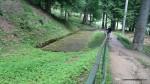 Drumul pavat cu lespezi de calcar  - Sarmisegetusa Regia,  Orastioara de sus, Muntii Sureanu, Hunedoara, Romania - Fotografii relizate de Henry Cosmin Florentin Stefanescu  (3)