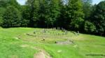 Templul mare circular  - Sarmisegetusa Regia,  Orastioara de sus, Muntii Sureanu, Hunedoara, Romania - Fotografii relizate de Henry Cosmin Florentin Stefanescu (10)