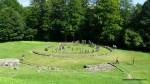 Templul mare circular  - Sarmisegetusa Regia,  Orastioara de sus, Muntii Sureanu, Hunedoara, Romania - Fotografii relizate de Henry Cosmin Florentin Stefanescu (12)